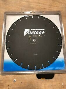 Diamond Vantage All Cut Blade 1412bdux2 ac 14 X 125 X 20mm