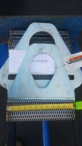 New Lift All 12t10 Wire Mesh Sling 10 Ft Triangle Choker Type 1 Rigging 28800