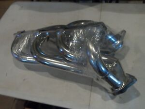 Flowtech 64 68 Ford Mustang Small Block Shorty Headers Coated 32103flt Hot Rod