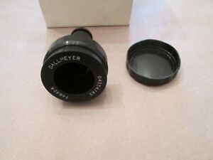 Deltronic Image Master 330 Comparator Lens 25 X Mag Excellent Condition