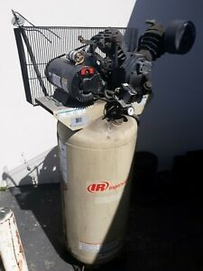 Ingersoll Rand Industrial Air Compressor Great Condition