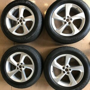 Jaguar F pace 19 Oem Wheels And Tires 2018 2019