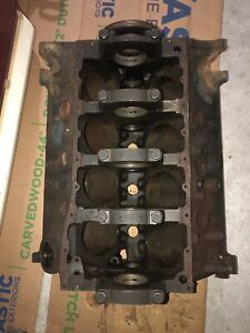 Ford 429 460 D0ve a Engine Block