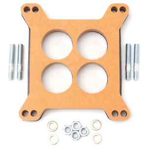 Edelbrock 8723 4 barrel Carburetor Spacers