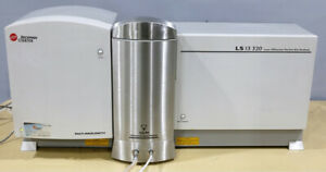 Beckman Counter Ls 13 320 Particle Sizing Analyzer b1