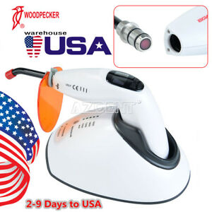 Woodpecker Original Dental Led Curing Light Teeth Whitening High Intensity Led f