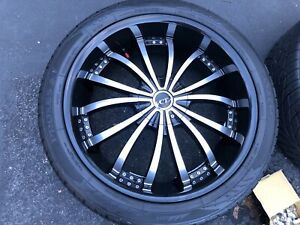 22 Inch Rims And Tires Set Of 4