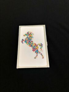 Personalized Expression Miniature Business Card Holder Horse