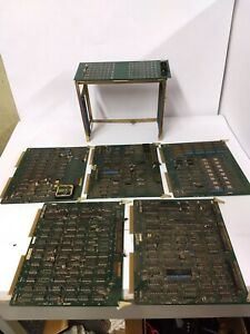 Japax Mother Board 211 25012 a 3 And Connecting Circuit Board Cnc Edm