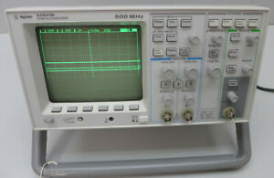 Agilent hp 54610b Oscilloscope Tested And Working