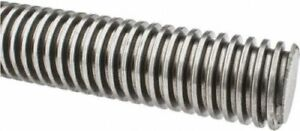 1 5 X 72 Inch 6 Foot Acme Threaded Rod 6ft
