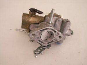 Ford Nos Zenith Model A B Carburetor B 9510 A