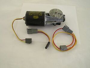 Ford Nos Window Motor And 9 Tooth Gear D0az 5723394 a