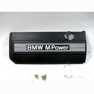 Bmw S52 Plastic Engine Cover m Power W Crack E36 M3 Z3 M3 2 1996 2000 Used Oe
