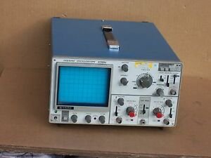 Kikusui Cos5040 2 channel 40 Mhz Oscilloscope