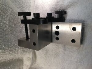 Compound Angle Plate Harig Twin Angle Machinist Pricise Inspection Grinder Used