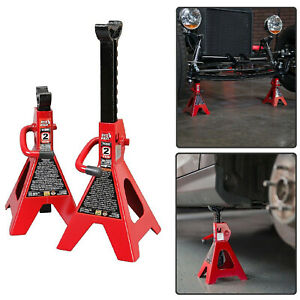High Jack Stands In Stock Ready To Ship Wv Classic Car Parts And
