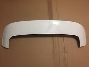 2012 2015 Ford Focus Rear Spoiler