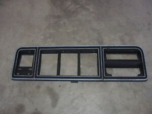 1973 1979 Ford Truck Dealer Add A C Dash 1974 1975 1976 1977 1978