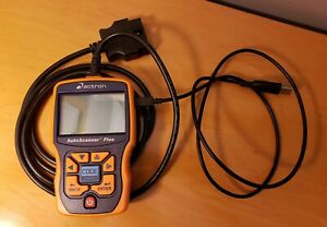 Actron Cp9580a Autoscanner Plus Obdii Handheld Scanner W Usb Interface