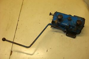 Ford 6000 Tractor Hydraulic Valve Assembly