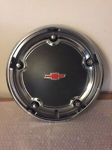 1967 1968 Oem Chevy C10 Truck 15 Full Wheel Cover Hubcap 3 Available