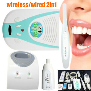 Dental Intraoral Wired Wireless Camera Imaging Usb 2 0 Vag Siganal Output Best