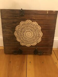 Vintage Antique Shabby Chic Wall Decor Old Door Up Cycled