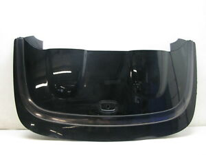 99 03 Mercedes W208 Clk320 Clk430 Convertible Roof Soft Top Cover Rear Trim 1018