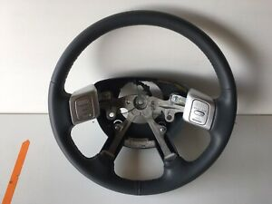 04 08 Dodge Ram 1500 2500 3500 Steering Wheel With Cruise Controls Gray Oem