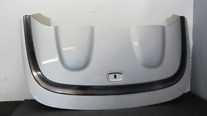 99 03 Mercedes W208 Clk320 Clk430 Convertible Roof Soft Top Cover Rear Trim 9716