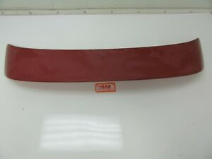 Spoiler Wing Rear Back Car Red Fits 96 97 98 99 Celica Hatch Hatchback Liftback