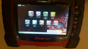 Snap On Verdict D7 15 2 Software Excellent Condition body Only