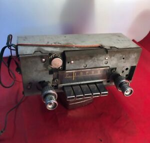 Dodge Dart Coronet Vintage Used Am Radio Mopar 226