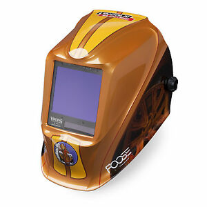 Lincoln Viking 3350 Terracuda Welding Helmet K3039 3