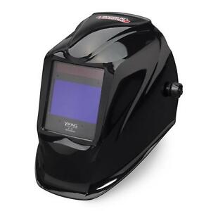 Lincoln Viking Black 2450 3 Welding Helmet K3028 3