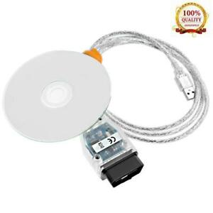 New Cable Scanner Diagnostic Tool For Toyota Lexus Tis Techstream 13 00 22