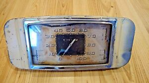 1936 Vintage Buick Speedometer Assembly