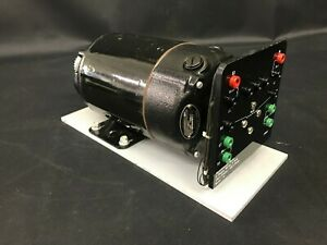 Educational General Electric Synchronous Motor For Teaching Tested