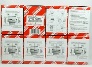 Lot Of 8 Genuine Toyota 04152 Yzza1 Oil Filters Oem Factory Parts