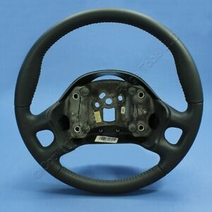 New Gm Oem Graphite Leather Steering Wheel 22671778 03 05 Sunfire Cavalier
