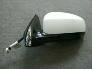 Infiniti Jx35 Qx60 Left Side Mirror W Camera 96302 3jl9b Export