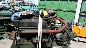 Detroit 8v92 Diesel Engine With Allison 740 Transmission Low Hours