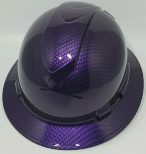 New Full Brim Hard Hat Custom Hydro Dipped Beer Label Stickers Free Shipping