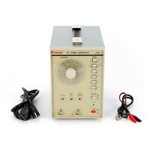 High Frequency 110v Signal Generator Rf am Radio Frequency 100khz 150mhz Usa