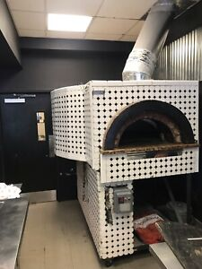 Wood Gas Stone Pizza Oven