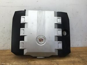 2008 2009 2010 2011 Cadillac Cts Sts Motor Engine Cover Only 12632150 Oem