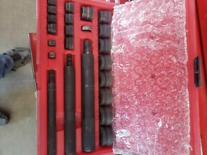 Snap On Bushing Driver Set Part A157c 22 Pc
