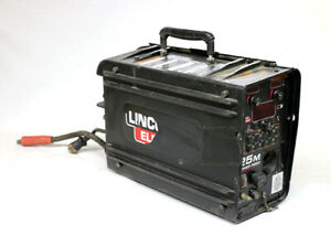 Lincoln K2536 5 Power Feed 25m Plastic Case Wire Feeder