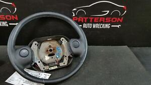 1996 Dodge Ram 1500 Leather Wrapped Steering Wheel